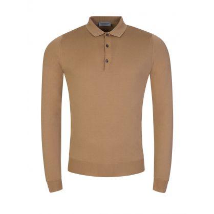 Brown Belper Polo Shirt