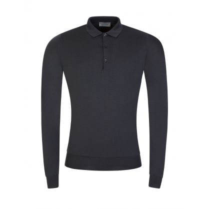 Slate Grey Belper Polo Shirt