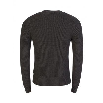 Grey Oliver Structure Sweatshirt