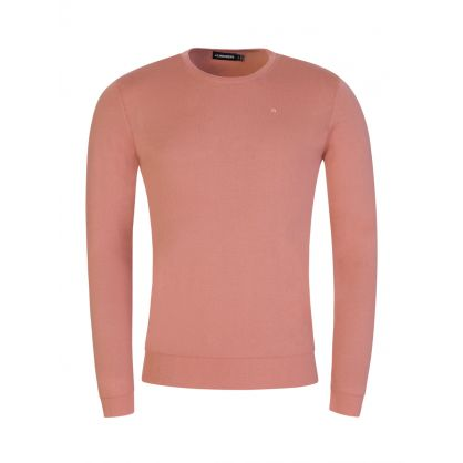 Pink Newman Merino Jumper