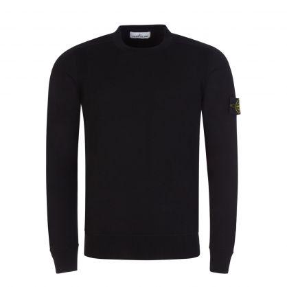 Black Light Pure Wool Jumper