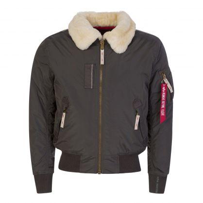 Grey/Black Injector III Jacket