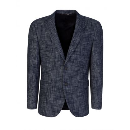 Blue Jestor7 Formal Jacket