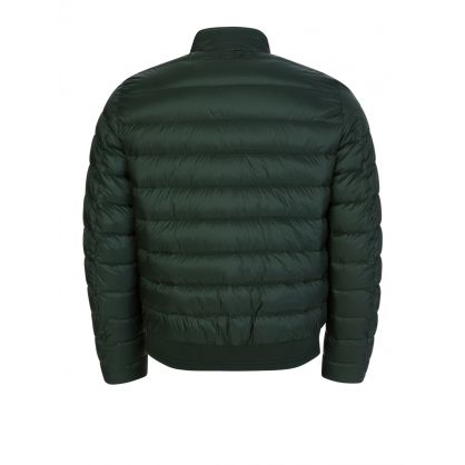 Green High-Density Nylon Circuit Jacket