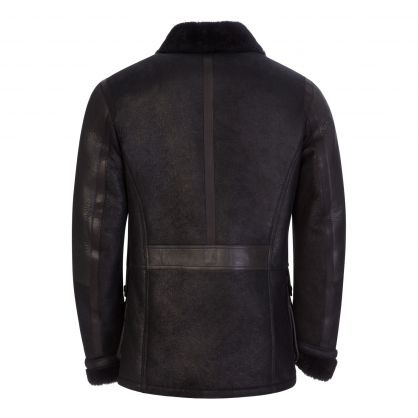 Black Dennison Jacket