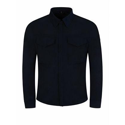 Navy Command Overshirt