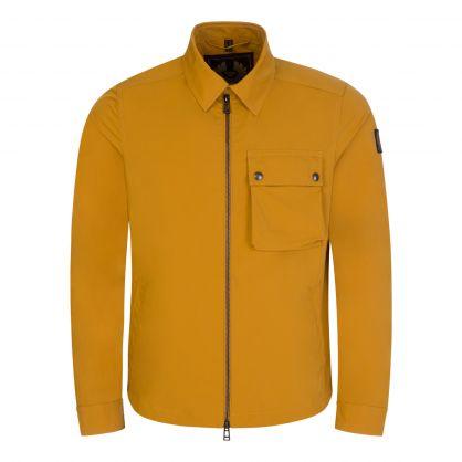 Gold Wayfare Overshirt