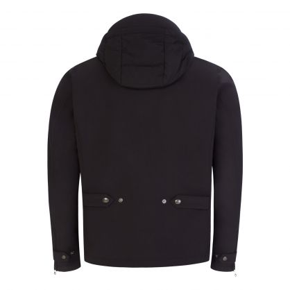 Black Wing Hybrid Jacket