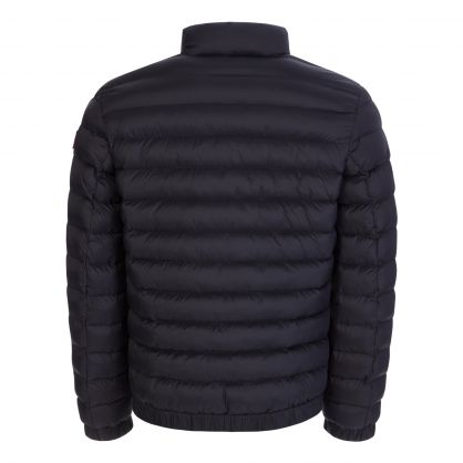 Black Slim-Fit Balto2141 Puffer Jacket