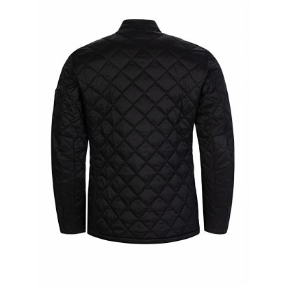 Black Soft Touch Ariel Quilted Jacket