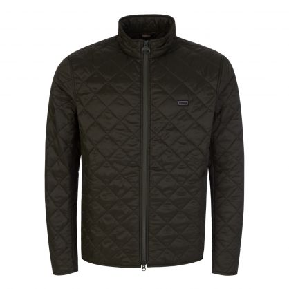 Green Gear Quilted Jacket