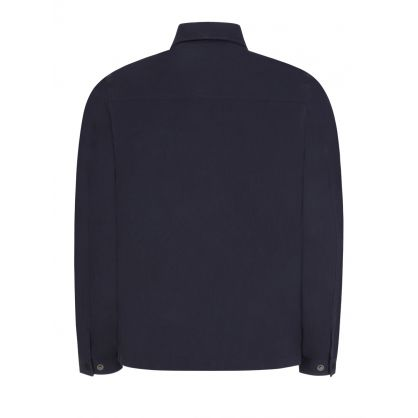 Navy Light Shirt Jacket