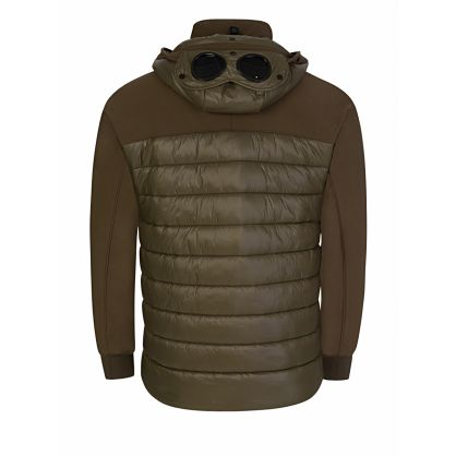 Green Padded C.P. Shell Jacket