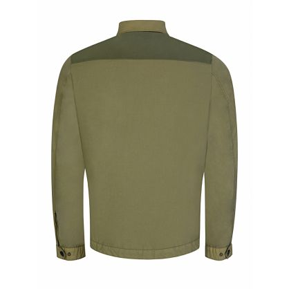Green Taylon L Overshirt