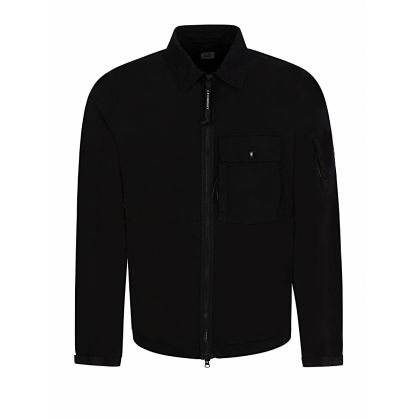 Black Chrome Lens Overshirt