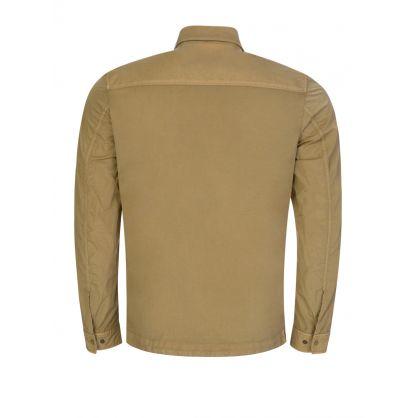 Brown Metropolis Series Chrome-R Overshirt