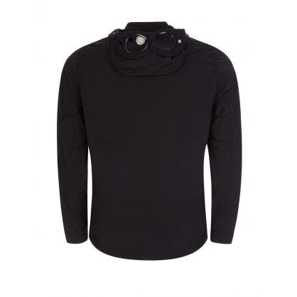 Black Chrome-R Overshirt Jacket