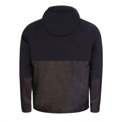 Black Gore-Tex Infinium Mixed Goggle Jacket