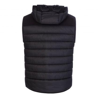 Black C.P. Shell-R Mixed Goggle Vest