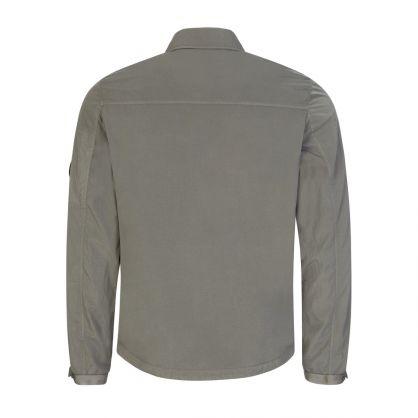 Grey Chrome-R Overshirt