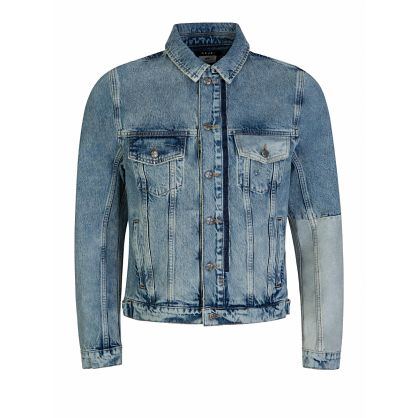 Blue Classic Jinx Remix Denim Jacket