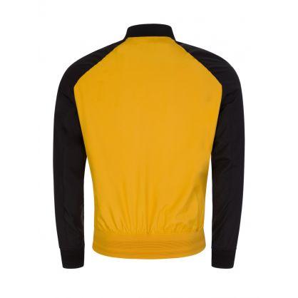 Yellow Thom Gravity Bomber Jacket