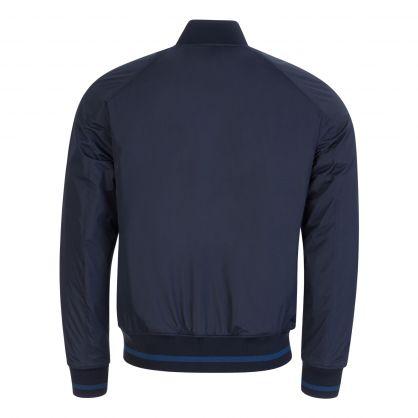 Navy Thom Padded Jacket