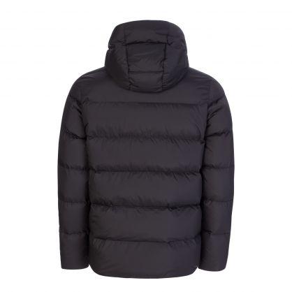 Black Barrell Down Jacket