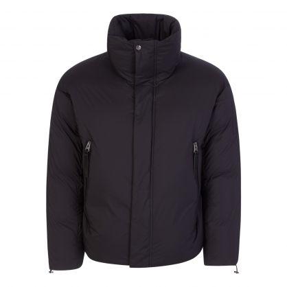 Black Davis Down Jacket