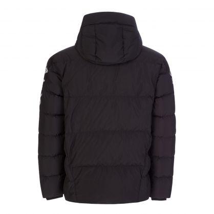 Black Naufrage Down Jacket