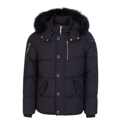 Navy 3Q Jacket