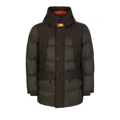 Green Shedir Endurance Jacket