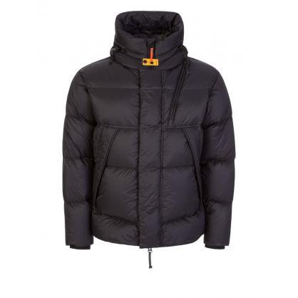 Black Cloud Parka Jacket