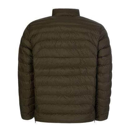 Green Packable Jacket