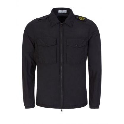 Black Naslan Overshirt