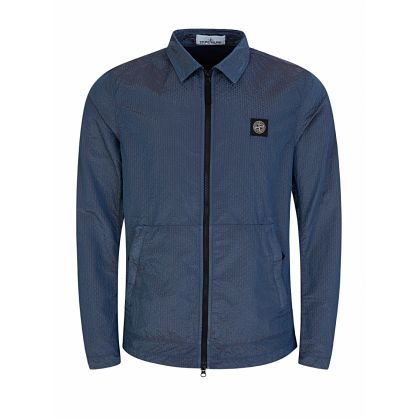 Blue Poly-Colour Frame-TC Overshirt