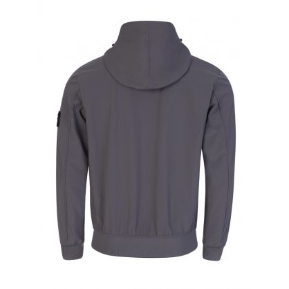 Grey Light Soft Shell-R e.Dye® Technology Jacket