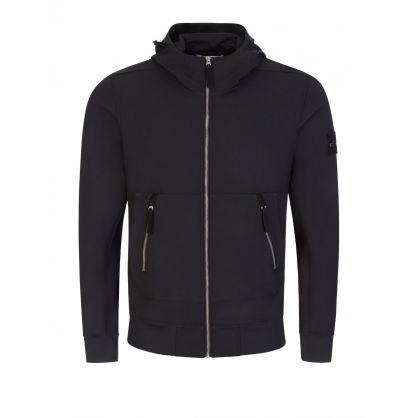 Black Light Soft Shell-R E.DYE® Hooded Jacket