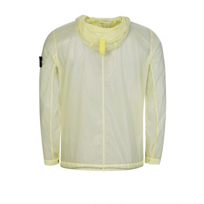 Yellow Lucido-TC Packable Jacket