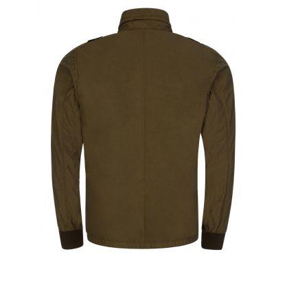 Green Naslan Light Watro Jacket