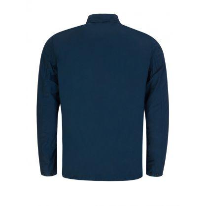 Dark Blue Overshirt