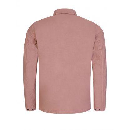 Rose Pink Overshirt