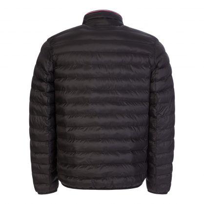 Black Packable Circuit Jacket