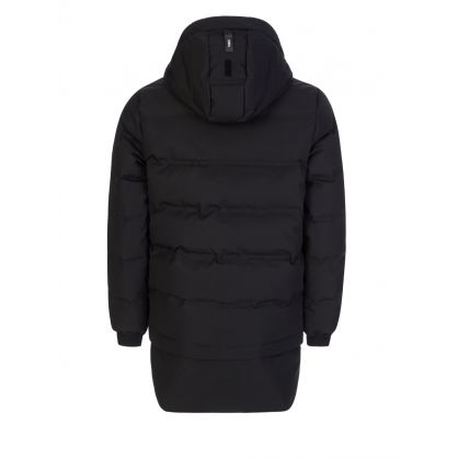 Black Classic Puffer Jacket
