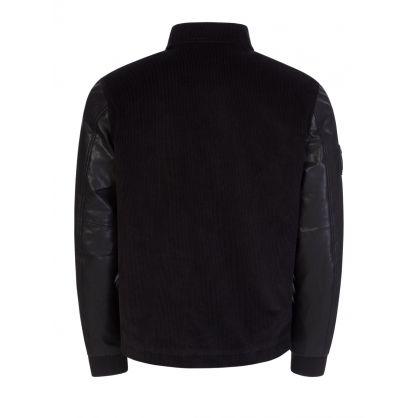 Black Western Varsity Jacket