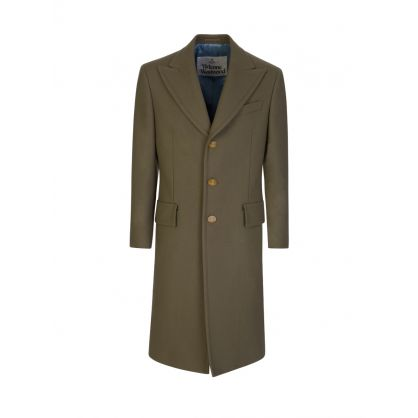 Green Castle Coat