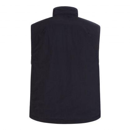 Black Tarik Tech Vest