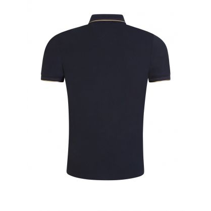 Navy Slim Fit Paul Polo Shirt
