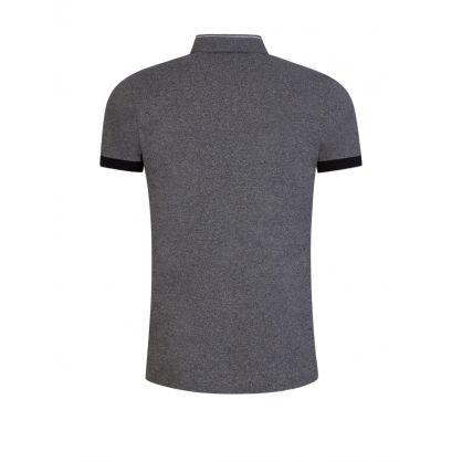 Black Athleisure Paddy 2 Polo Shirt