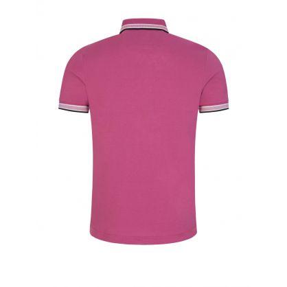 Pink Athleisure Paddy Polo Shirt